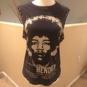 Jimi Hendrix Band Tee